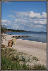 baltic_157 (Sascha G Photography) Tags: sea summer beach strand germany deutschland coast nikon sommer balticsea baltic ostsee strandkorb bucht kueste d60