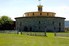 Round barn (mergenhagan) Tags: june2012