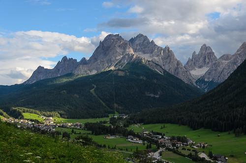 Dovolená Dolomity 2012