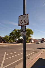 Historic Route 66 (glaborde) Tags: road arizona usa america nikon az 66 historic route d3100
