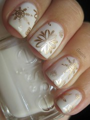 Trendy Nails - snowf (fashionalic) Tags: fashion nicole dress parry nails trendy fashionable streetstyle snowf