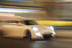 Panamera GTS (jansolanellas) Tags: night speed photography lights moving nikon shot extreme porsche panning gts panamera porschepanamera worldcars d300s panameraturbo nikond300s panamera4s panameragts