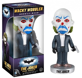 FUNKO WACKY WOBBLER 系列 The Joker【黑暗騎士】小丑強勢回歸