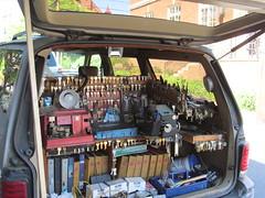 130/365 Locksmith (AluminumDryad) Tags: oneaday keys virginia photoaday charlottesville van locksmith pictureaday project365 keycutting project365130 project365051213