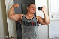Samsung 30mm f/2 (samleefotography) Tags: lifestyle progress bodybuilding sweat insanity workout fitness fit cardio struggle shred