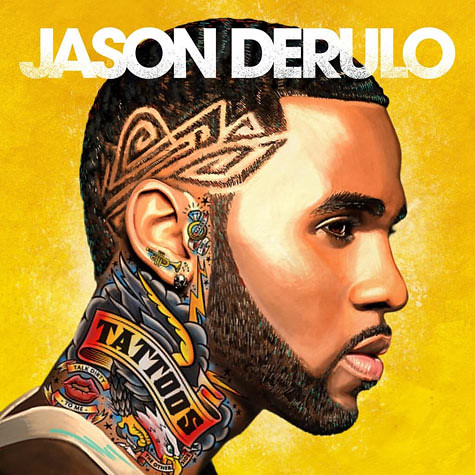 Jason Derulo Tattoos Album Cover