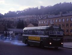 S1661 Bristol Omnibus Co. 2565 (880RAE) Bristol MW6G - ECW. (Guy Lowlander) Tags: bristol bath company omnibus mw ecw