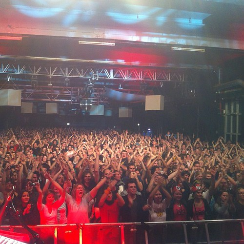 Thanks Dusseldorf! One of those gigs...