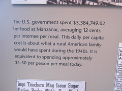 To read it better LEFT CLICK ON THE IMAGE (Bob_ Perry) Tags: lonepine manzanar owensvalley 395 us395 japaneseamerican nationalhistoricsite inyocounty indpendence longpine warrelocation manzanarrelocation manzanarconcentration