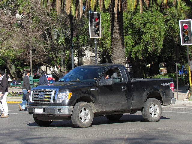 ford pickup f150 pickuptrucks camionetas xlt doublecabin crewcab fseries