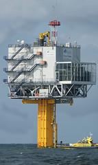 OHVS - Belwind (bathyporeia) Tags: sea windmill belgium offshore belwind hanshillewaert blighbank