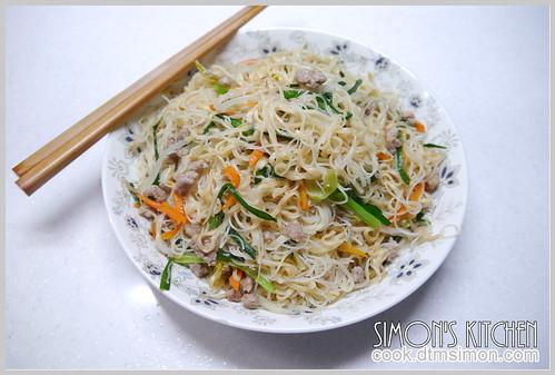 炒米粉麵10