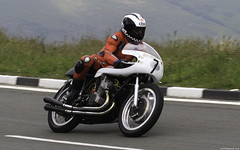 Phil Read 500 GILERA (Betapix) Tags: phil parade read lap tt 500 isleofman 2007 gilera honour iom