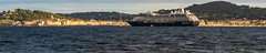 Bateau (G2STP by Laurent B) Tags: camera panorama mer canon photo flickr photographie aviation transport civil bateau paysage photograhy facebook photographe hlicoptre vhicule appareilphoto eos6d laurentbphotography laurentberthe g2stp