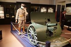 Museo Militaria 76 VK 9 (jptoivon) Tags: mountain france museum suomi finland army nikon gun military cannon ww2 artillery museo d800 armeija 2013 hameenlinna