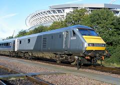 82304 (R~P~M) Tags: uk greatbritain england london train coach carriage unitedkingdom railway depot wembley dvt mark3 chilternrailways dbarriva