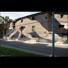 #Sam3's huge wall in #Tudela for #avantgardeurbano. #wallkandy #graffiti #streetart #art #painting #fb #f #t (Photos © Ian Cox - Wallkandy.net) Tags: street streetart art canon ian photography graffiti spain gallery document cox sam3 tudela 2013 wallkandy avantgardeurbano