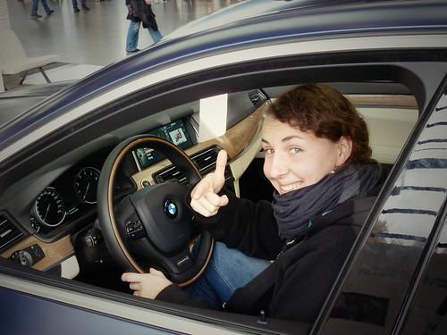 Yeah! BMW Welt, Münich, Allemagne