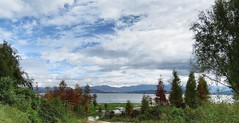 The sky`s the limit. (Thomas.Gut) Tags: sky seascape canon landscape yunnan hdr erhai wonderfulworld eos7d