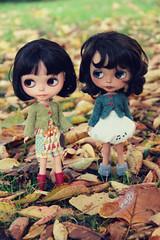 Mariette and Misstigri