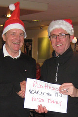 006 - The annual RedHedz Roll-Up Xmas Trophy organized by Neville Wootton (Neville Wootton Photography) Tags: golf winners canonixus70 nearestthepin stmelliongolfclub nevillewootton mensgolfsection 2010golfseason redhedzrollupxmastrophy simonfitze