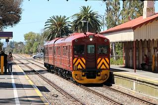 400 321 Down NRM Special Alberton Station 30 11 2013
