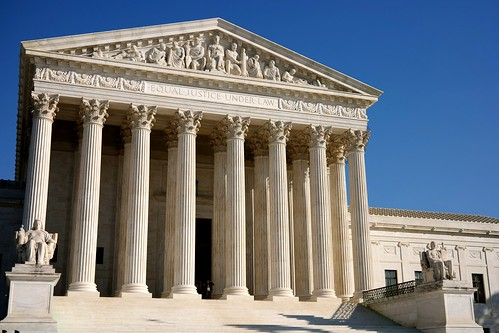 The Supreme Court, From FlickrPhotos