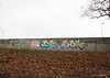 (Into Space!) Tags: nyc newyorkcity urban newyork graffiti highway graff piece soe ll bombing throw dg fill ris fillin throwie intospace intospaces