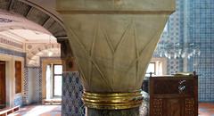 Sinan, Rüstem Paşa Mosque, capital