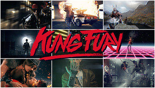 """該說這是惡趣味還是超天才?!80 年代老派風格動作片""""KUNG FURY"""" Kickstarter 募款中!"""