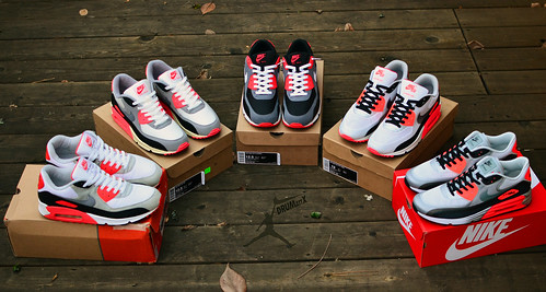 d66f0d149ca4 ... spain air max 90 infrared set 5 pairs evolution order 981a5 d4b85 ...