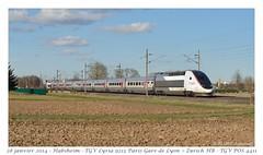TGV POS Lyria 4411 - Habsheim (CC72080) Tags: tgv sncf lyria habsheim tgvpos