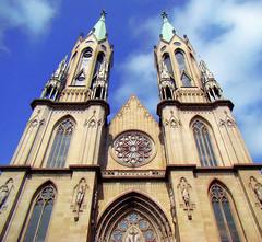 Cathedral (Serlunar (tks for 7.0 million views)) Tags: brazil brasil de photo catholic foto faith catedral igreja paulo catolica fachada são façade fé serlunar {vision}:{outdoor}=0976
