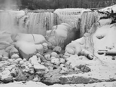 American Falls (Brian Pressey) Tags: ontario canada ice niagarafalls waterfalls americanfalls p510 nikoncoolpixp510
