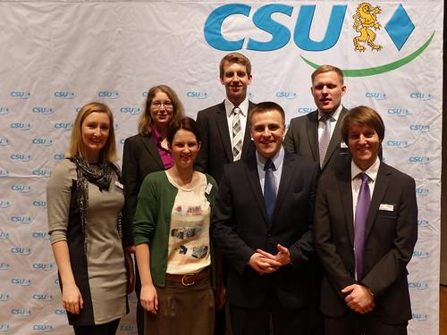 CSU-Neujahrsempfang 2014