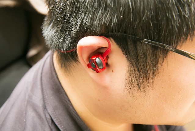 重低音動次動次!Pioneer 耳道式耳機 SE-CL751 @3C 達人廖阿輝
