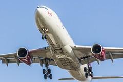 www.neilgrahamphotography.com Virgin Atlantic Airways G-VUFO A330-343 (gneil45 AKA Neil Graham) Tags: pictures england france london closeup canon photography photographer pics heathrow aeroplane emirates photograph a380 ba boeing klm britishairways 777 lufthansa airnewzealand 747 a330 757 fa a340 airfrance 767 737 a320 avro airindia aircanada icelandair 2014 a319 a321 787 londonheathrow arvo avgeeks londonparks youthfootball potography 2013 avgeek neilgraham englandfa greatbratain aelingus a319a wwneilgrahamphotographycom neilgrahamphoto eastberks gneil45 neilneilgrahamphotographycom wwwneilgrahmphotographycom aeroplanea320 eastberksyouthleague eastyouthalliance u08s