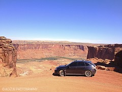My WRX - Mineral Bottom Road (mike_kozub) Tags: moab wrx photostream