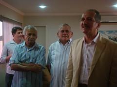 Ministro do Esporte visita obras do Centro Olímpico do Nordeste