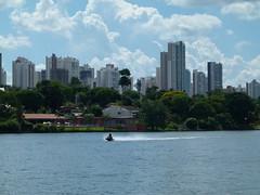 (IgorCamacho) Tags: city cidade summer brazil urban lake paran brasil lago funny southern diverso vero sul londrina igap