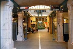 Neumarkt Passage (rainer.marx) Tags: leica lumix cologne kln panasonic passage fz1000