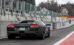 Lamborghini Murcilago (JelleDirven) Tags: spa lamborghini murcilago francorchamps