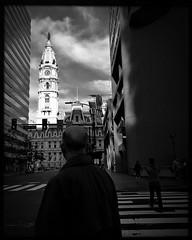 Broad St, Philadelphia Pa (ROY.NYC) Tags: blackandwhite bw philadelphia architecture blackwhite streetphotography lowy photooftheday streetphotographer iphoneonly hipstamatic blackeyssupergrainfilm theappwhisperer hipstaoftheday mobiography shotoniphone6s