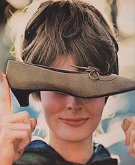 Jantzen 1965 (moogirl2) Tags: vintage mod retro 1960s 1965 vouge jantzen vintageads vintageshoes 60sfashion vintagevogue