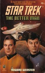 Novel-Star-Trek-The-Better-Man (Count_Strad) Tags: startrek book scifi novel sciencefiction