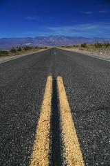 There (Robyn Hooz) Tags: road trip sky car america drive strada nevada cielo asfalto tar