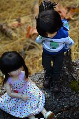 DSC_0082 (ruppychan) Tags: ball dark doll 14 chibi des elf bjd soo sarang fairyland joint desu littlefee