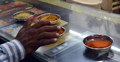 Spices (svenwerk) Tags: india hand delhi spices indien olddelhi gewrze