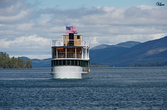 The Horicon steamboat (usov.usov) Tags: usa lake ny george horicon