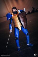 DSCF6652 - EDIT (Cat&Crown) Tags: london expo cosplay dante naruto comicon excel scythe mcm akatsuki cetre hidan